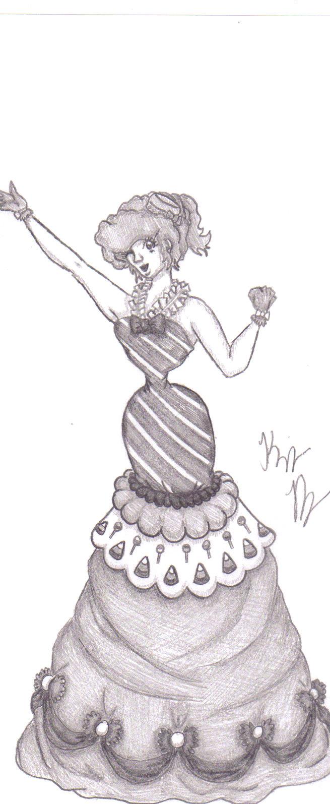 Gala: Pinkie Pie by Lieonie