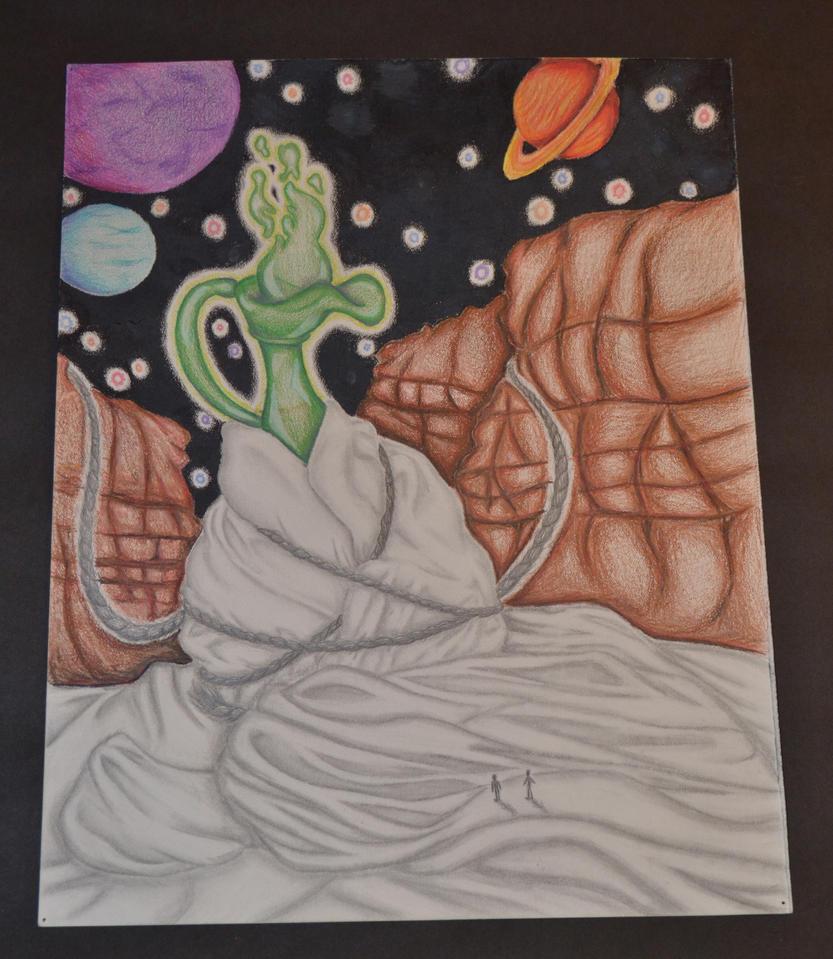 Wonderful Universe by Lieonie