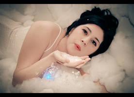 Snow Flakes by singingaway