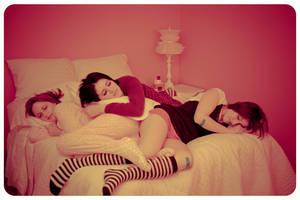 Slumber Party by singingaway