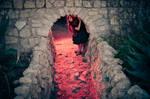 Gothic Lolita 03 by singingaway