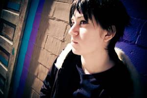 Drrr: Izaya Orihara by singingaway