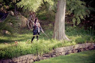 VK: Greenery by singingaway