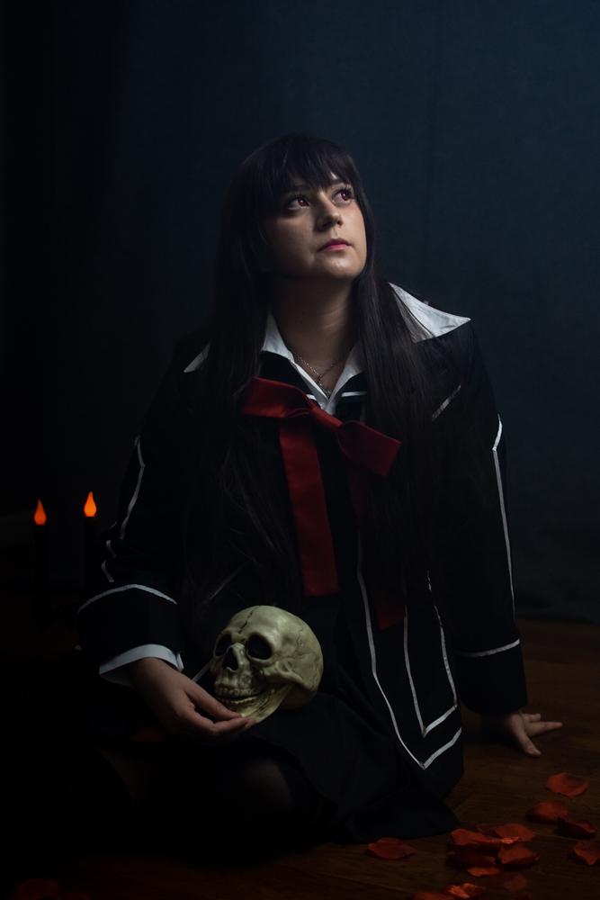 VK: Dark Night by singingaway
