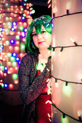 MF: Merry Christmas From Ranka by singingaway