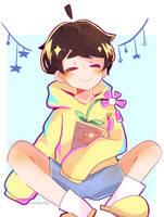 Yellow Twinkle by nedonutsu