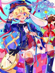 Happy Birthday Teruki! by nedonutsu