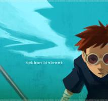 Tekkon Kinkreet - Kuro by gem2niki