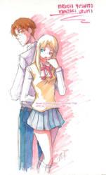 GTO: Yoshito x Urumi
