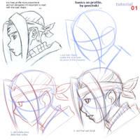 drawing basic - profile by gem2niki