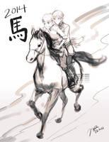 Kaze.Co: Chinese New Year 2014 by gem2niki