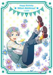 Happy Birthday Nitori 2016 by gem2niki
