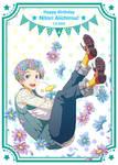 Happy Birthday Nitori 2016