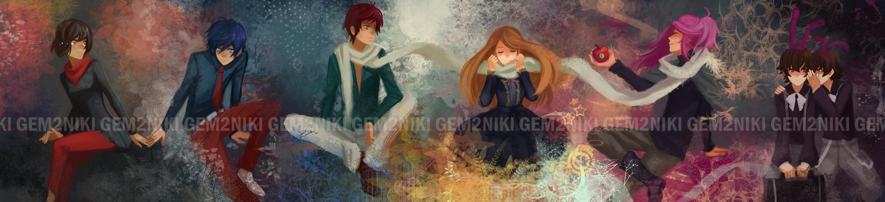 20111021 Penguindrum by gem2niki