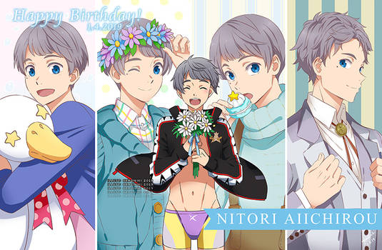 Happy Birthday Nitori 2019