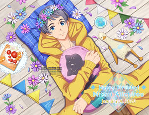 Happy Birthday Nitori 2020