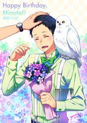 Happy Birthday, Minato!