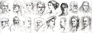 ART112A - Master Portraits