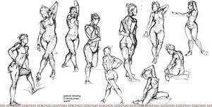 04-07-07 - Gesture Drawing by gem2niki
