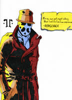 Rorschach by chris115