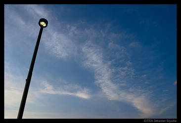 Untitled - Clouds and Light by sszyszka