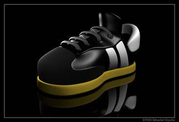 My Shoe... by sszyszka