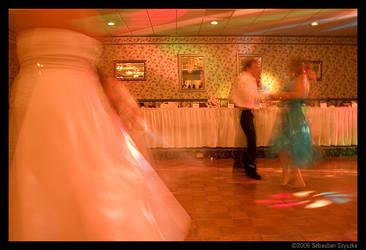 A Wedding by sszyszka