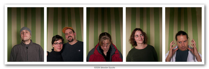 The Usual Suspects by sszyszka