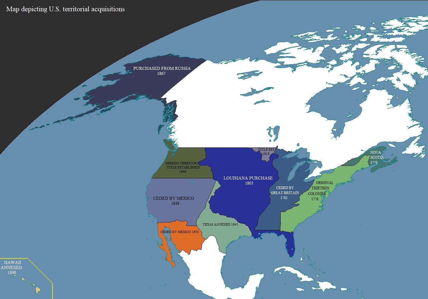 USA Alternate Universe By SILVERCHEV On DeviantArt - Us expansion map