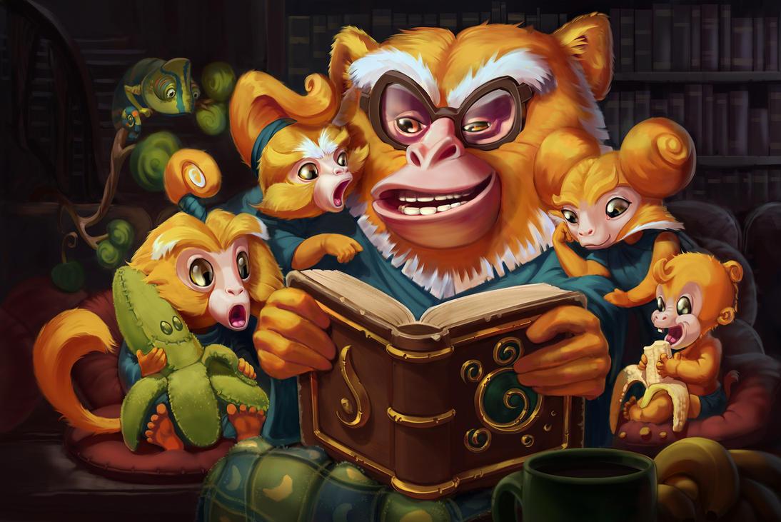 Bedtime stories by Petrauskas