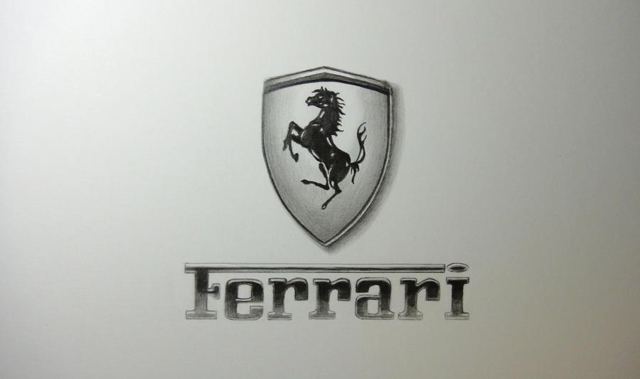 Ferrari logo by LTotaro on DeviantArt - 44.3KB