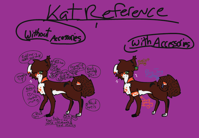 DO NOT LOOK Kat Reference REMAKING THIS by AnamayCat