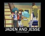 Jaden and Jesse Motivational by hybridchick