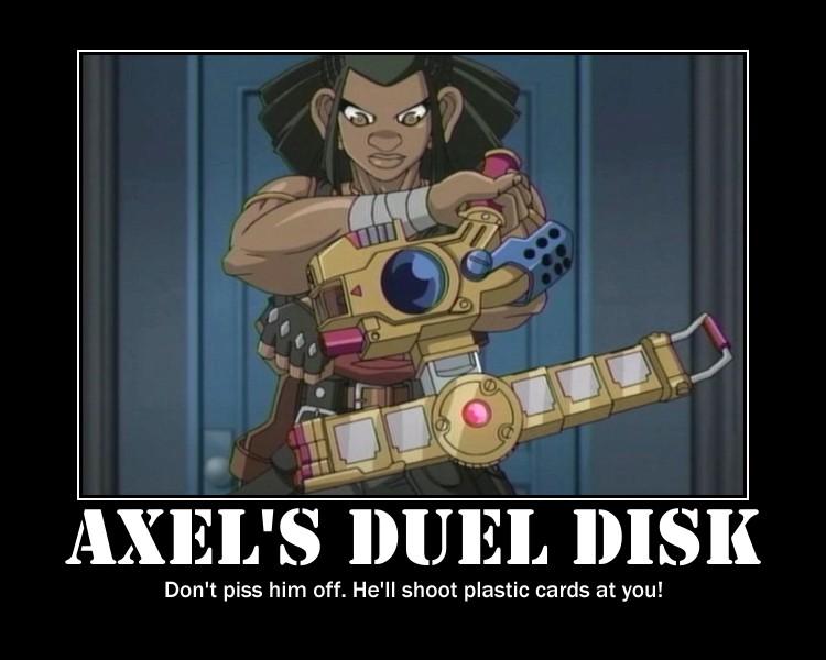 Duel Disk Gun By Hybridchick On Deviantart