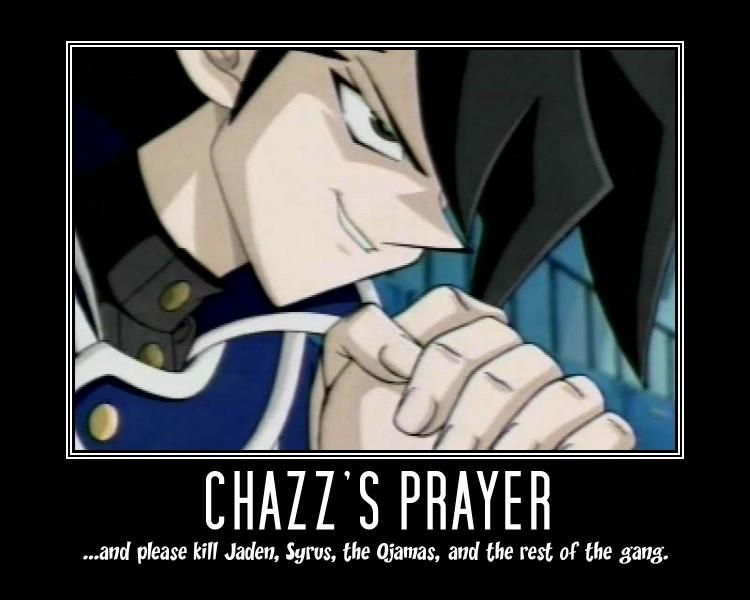 Chazz's Prayer by hybridchick
