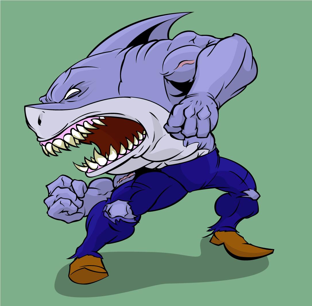 Street sharks el swordo