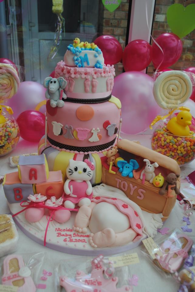 Download Baby Shower Cake Images : Baby Shower Cake by starry-design-studio on deviantART