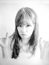 INC | [APink] Chorong~