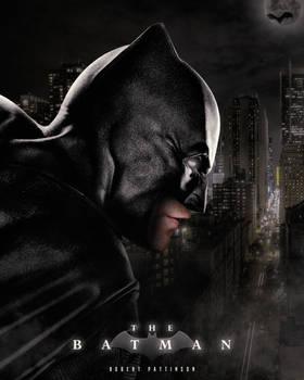 batman Robert Pattison 1