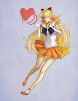 Sailor Venus by NerinFox