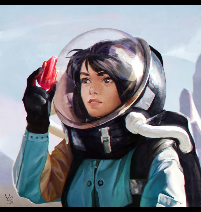 Scientist by NerinFox