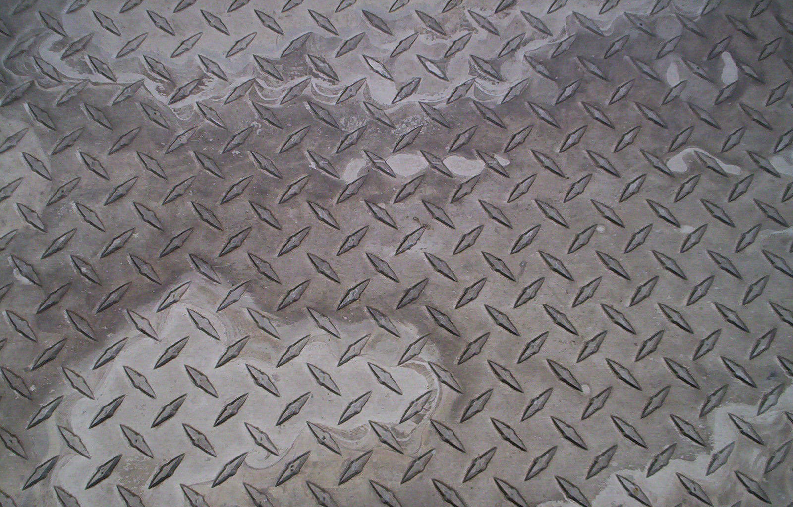 Aluminum Diamond Plate by ezteh-textures