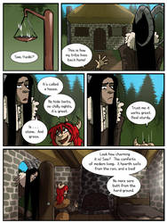 Make a House a Home pg 1 by SpongeMuffin