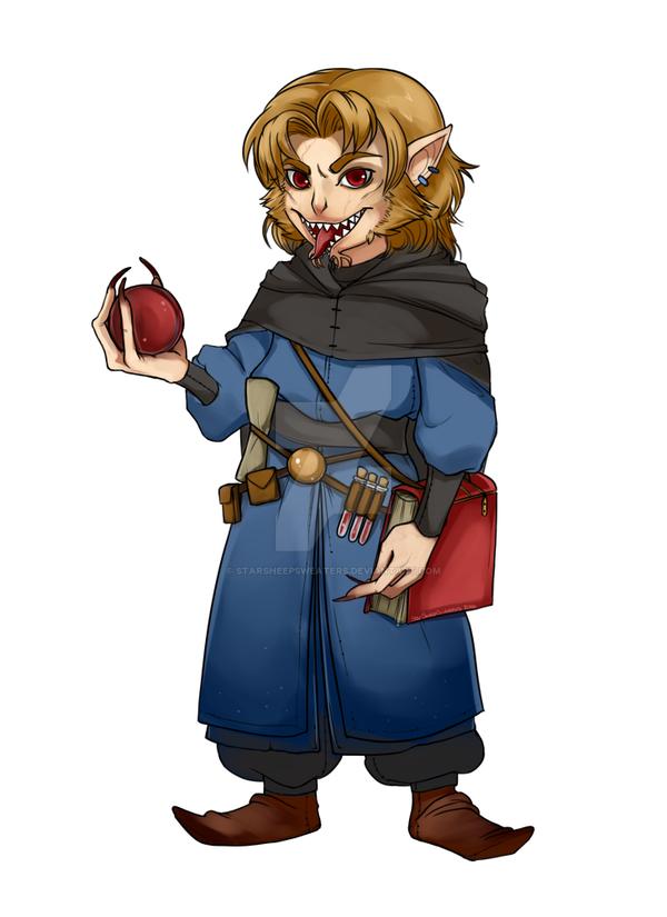 Warlock by StarSheepSweaters