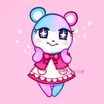 Pink and Blue Judy