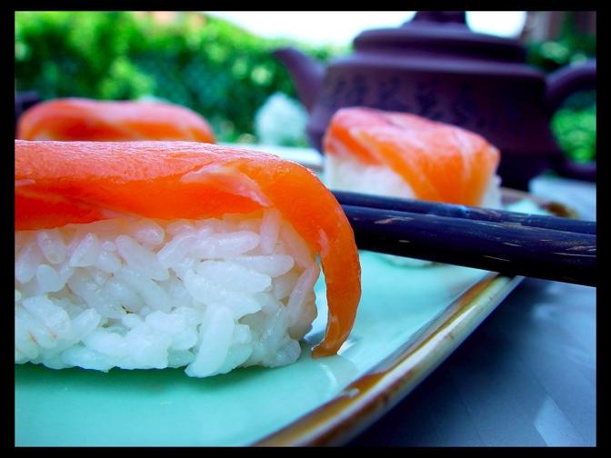 Sushi by deadward1555