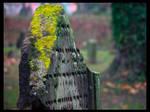 Jewish Graveyard: Tomb Stone