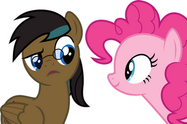 Request: Pinkie annoying skynote