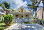 Early 1900's Island House