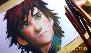 Hiccup, How To Train Your Dragon 2 (VIDEO BELOW)